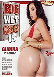 Big Wet Asses 15  (2 DVD Set) (109061.8)