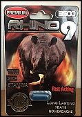 Rhino 9 Male Enhancement 3500 (141203.16)